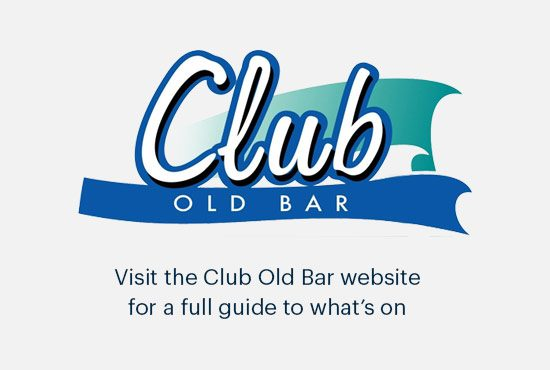 Club Old Bar – Guide to what's on