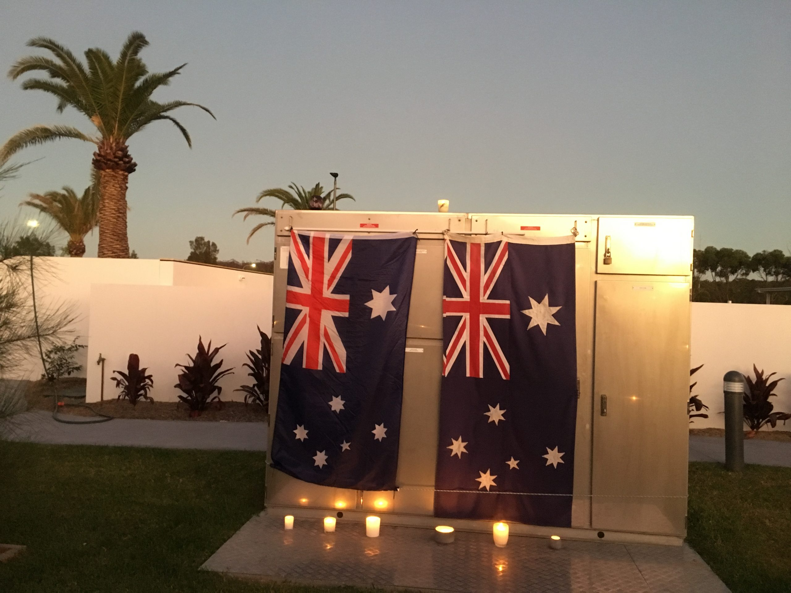 ANZAC Day at Clifton